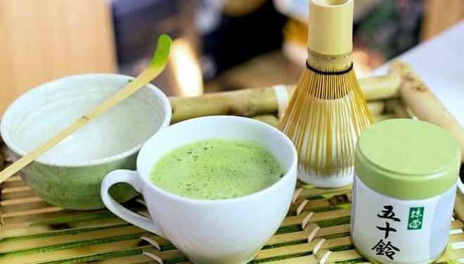 Подготовка к чайной церемонии