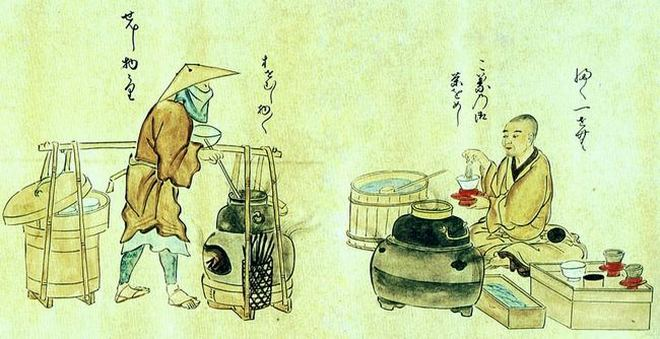 Истоки чайной церемонии в Японии